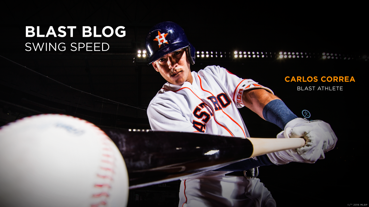 September's theme for baseball is Swing Speed. We will be breaking down what swing speed is and the importance in this blog post.